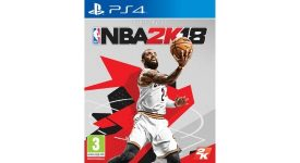 Videogioco NBA 2K18 per PlayStation 4