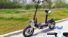 Scooter Elettrico E-Scooter