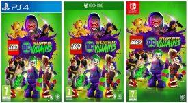 Videogioco Lego DC Super Villains Warner