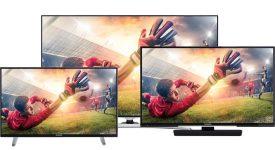 TV LED Hitachi da 32, 40, 43, 48 e 55